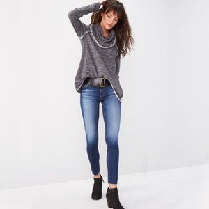 Free People Beach Cocoon Oversized Cowl Sweater